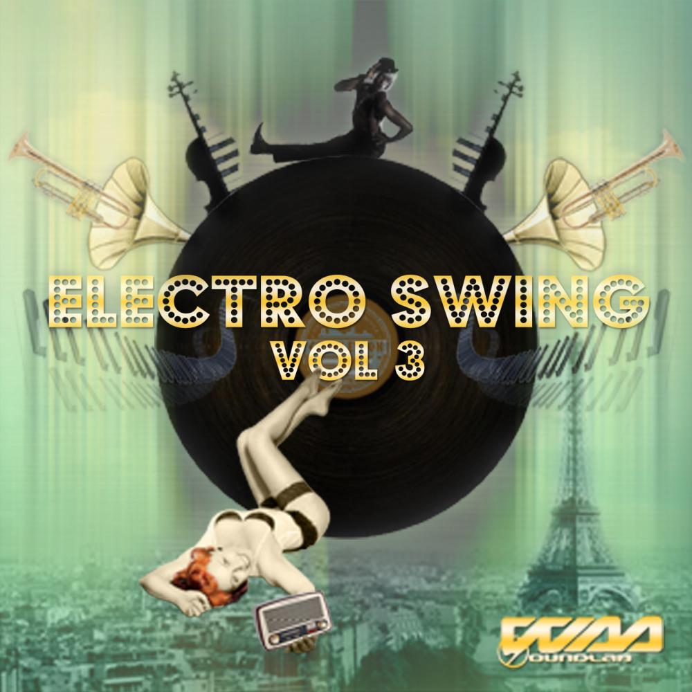 WaaSoundLab | Electro Swing Vol 3 - Logic templates, loops